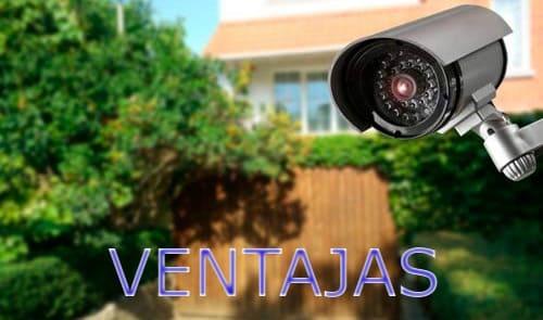 Ventajas de instalar una cámara de seguridad