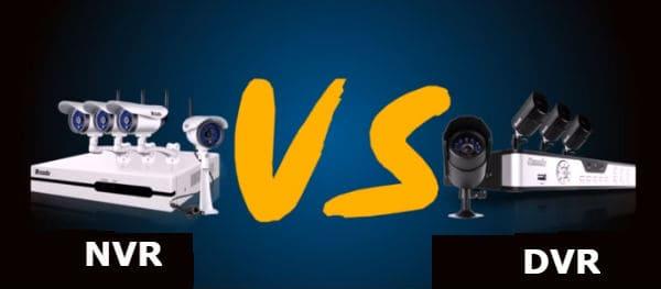 Qué es un DVR y un NVR. Diferencias